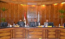 جامعة الاسكندرية تناقش كيفية الارتقاء بتصنيفها العالمي