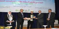 كلية الزراعة سابا باشا تنظم المنتدى الأول لأبحاث طلاب الدراسات العليا