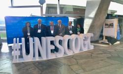 President of Alexandria University participates in UNESCO Executive Council meeting in Paris
