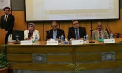 افتتاح المؤتمر السنوي الأول عن تحديات فيروس سي