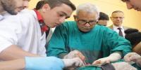 كلية الطب البيطري تنظم دورة تدريبية بالتعاون مع مركز التطوير الوظيفي وريادة الأعمال بالجامعة