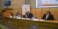Social Symposium on combating violence against woman in Alexandria University