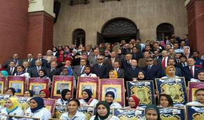 Diamond Jubilee celebrations launch in Alexandria University