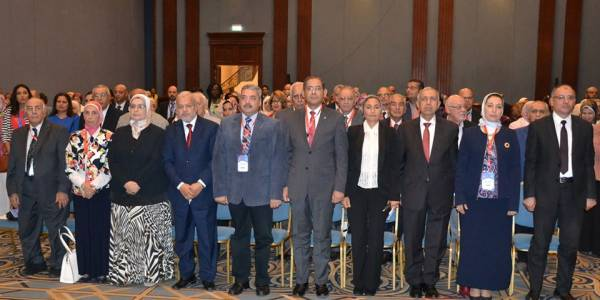Alexandria University Inaugurates the International Conference of the Faculty of Pharmacy
