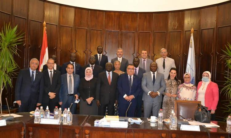 Alexandria University is looking into operating mechanisms for the Southern Sudan branch